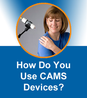 How to Use CAMS Device