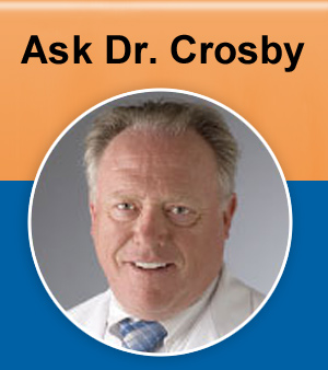 Ask Dr Crosby a question